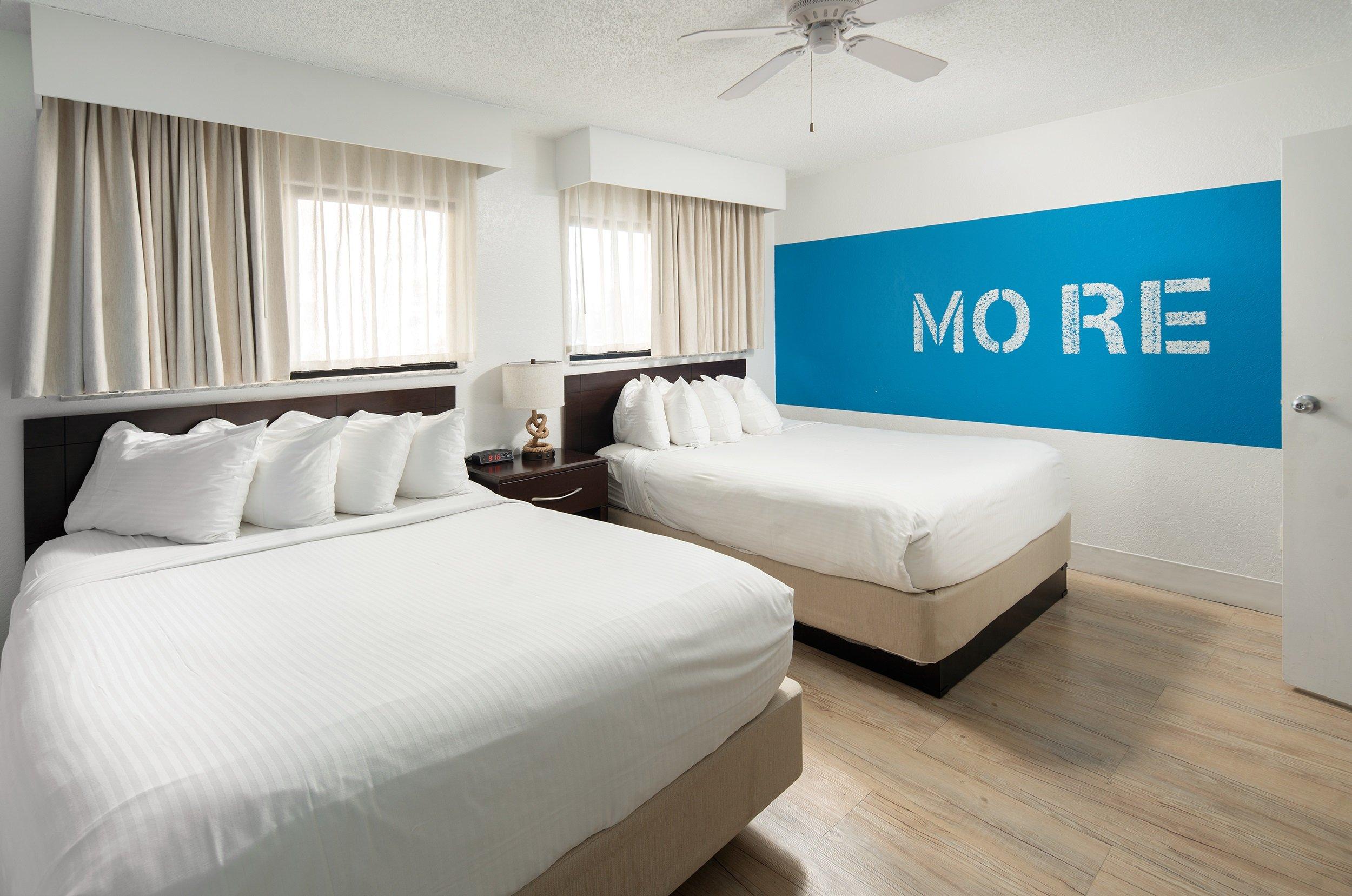 Resort Two Queen Suite