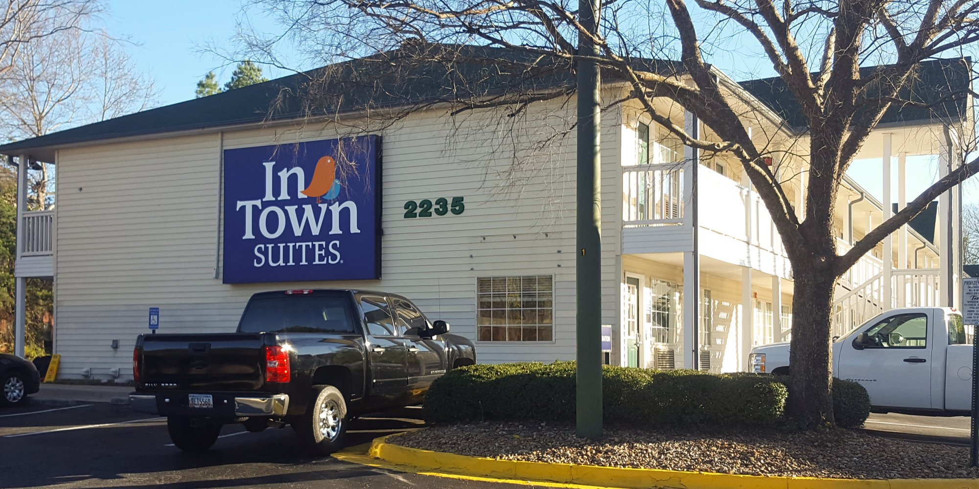 InTown Suites Extended Stay Select  Atlanta GA - Morrow