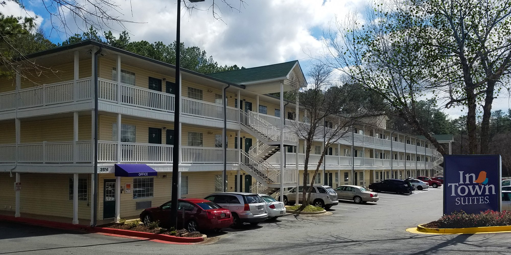 InTown Suites Extended Stay Atlanta GA - Kennesaw