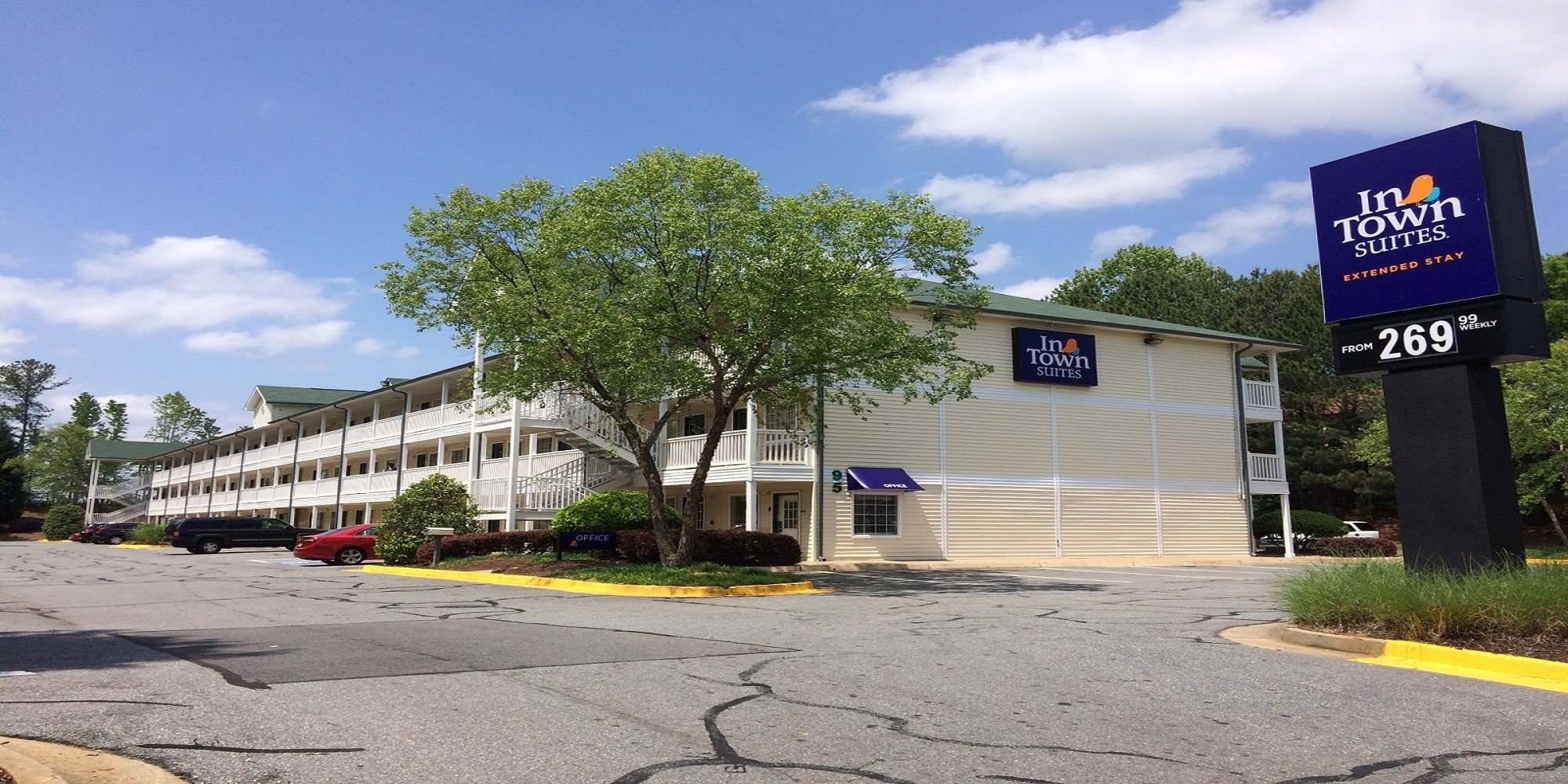 InTown Suites Extended Stay Atlanta GA - Suwanee