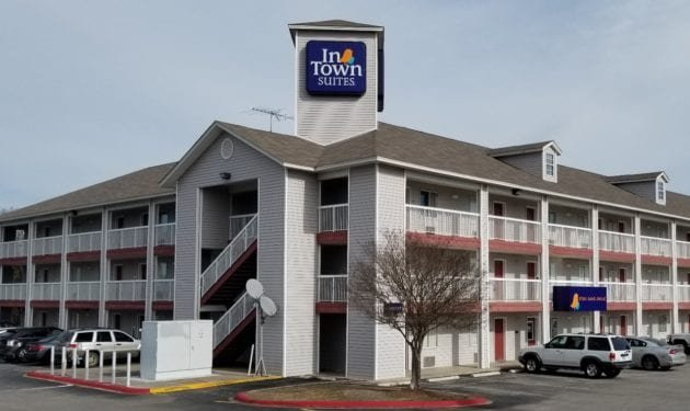 InTown Suites Extended Stay San Antonio TX - Leon Valley North
