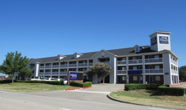 InTown Suites Extended Stay Carrollton TX – West Trinity Mills
