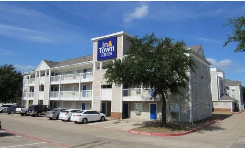 InTown Suites Extended Stay Arlington TX - Oak Village