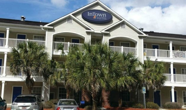InTown Suites Extended Stay Mobile AL - Inn Road