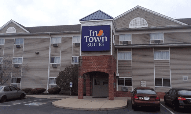 InTown Suites Extended Stay Minneapolis MN - Coon Rapids