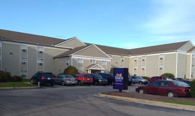InTown Suites Extended Stay Indianapolis IN - Traders Point