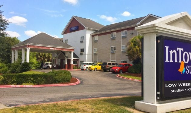 InTown Suites Extended Stay Houston TX - IAH Airport