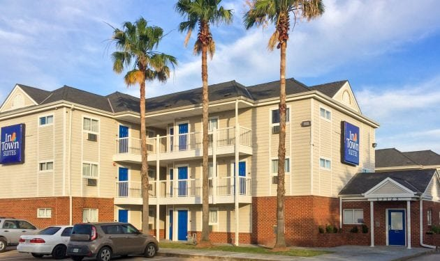 InTown Suites Extended Stay Houston TX - Jersey Village
