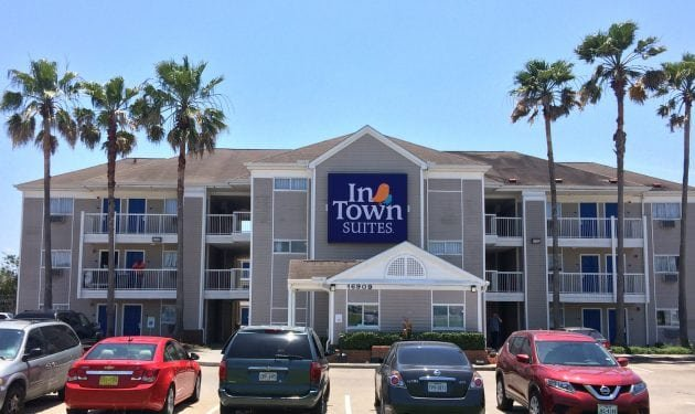 InTown Suites Extended Stay Houston TX - Cypress Station