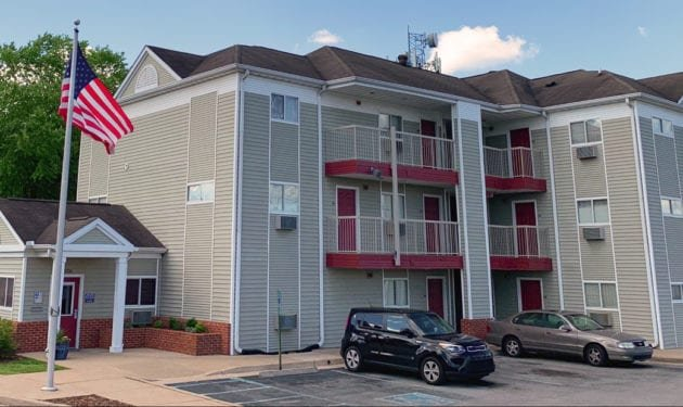 InTown Suites Extended Stay Chattanooga TN - Airport