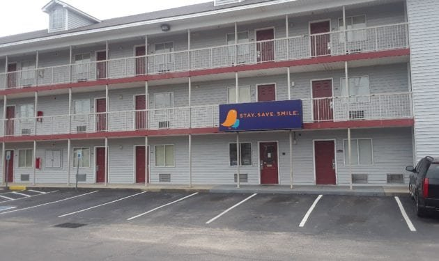 InTown Suites Extended Stay Columbia SC - Two Notch