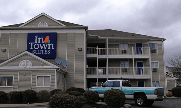 InTown Suites Extended Stay Louisville KY - Preston Hwy