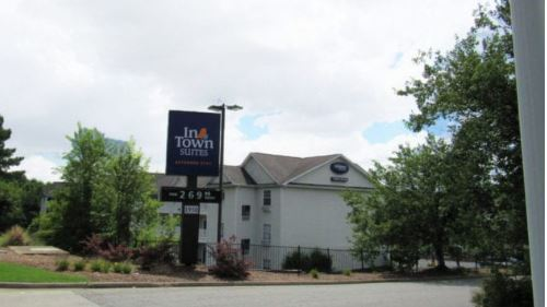 InTown Suites Extended Stay Atlanta GA - Willow Trail