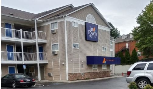 InTown Suites Extended Stay Atlanta GA - Gwinnett Place