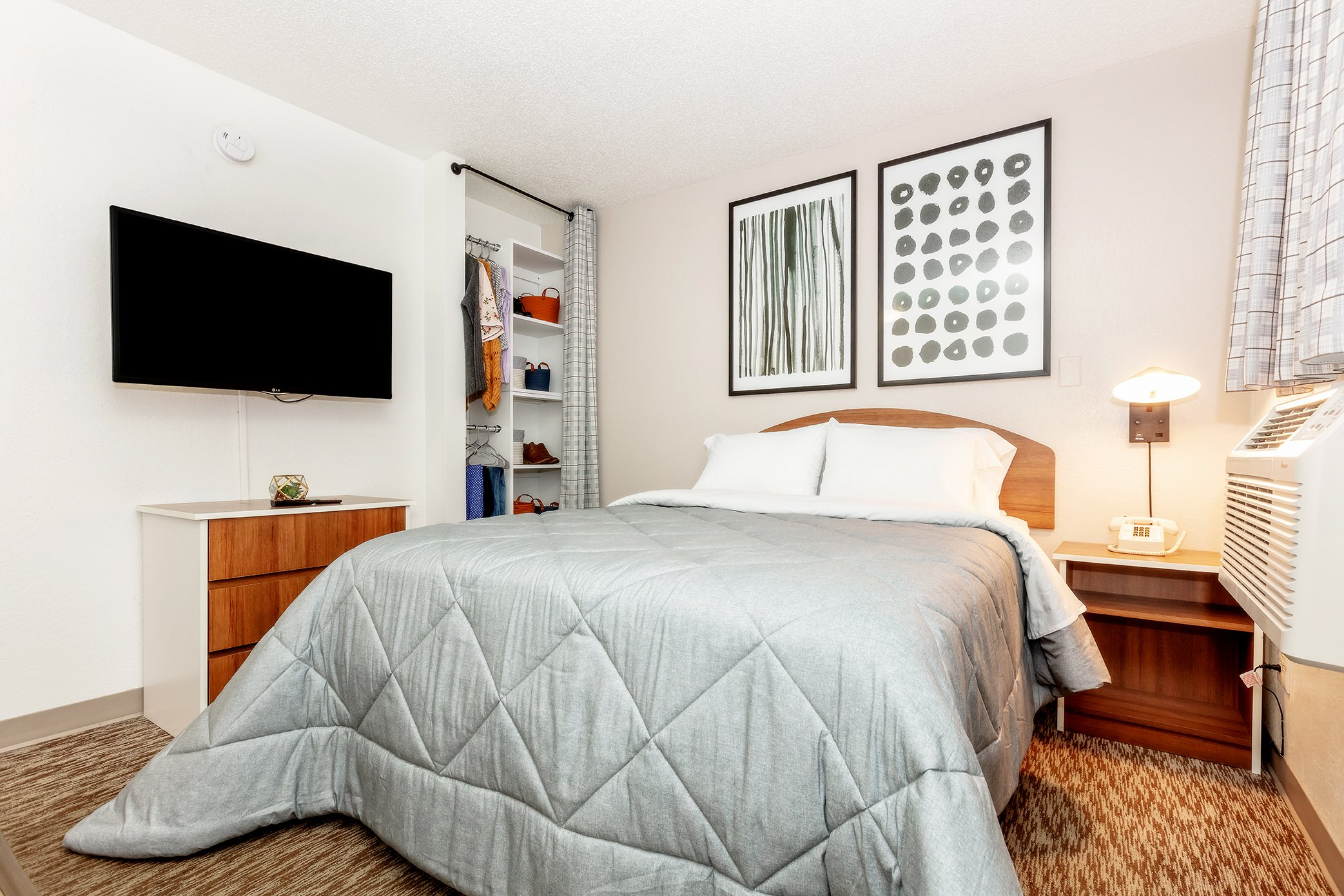 InTown Suites Extended Stay Charlotte NC - Albemarle