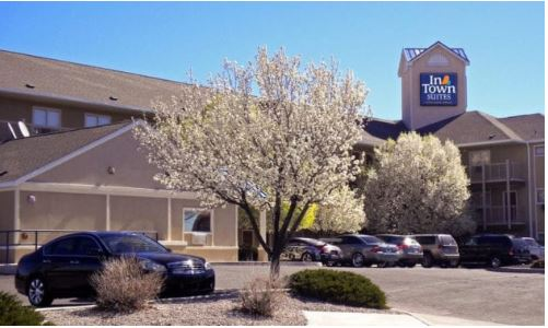 InTown Suites Extended Stay Albuquerque NM