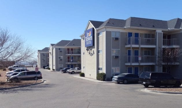 InTown Suites Extended Stay El Paso TX