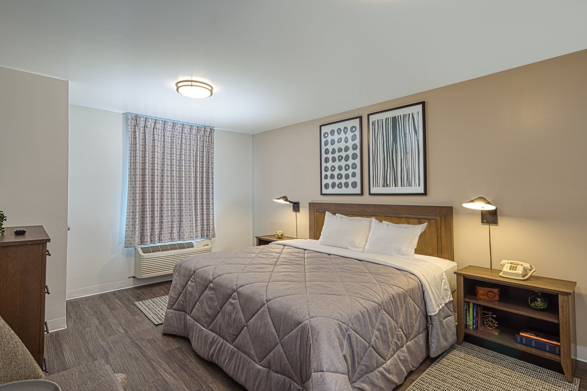Intown Suites Extended Stay Select Hampton VA