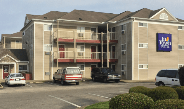 InTown Suites Extended Stay Dothan AL