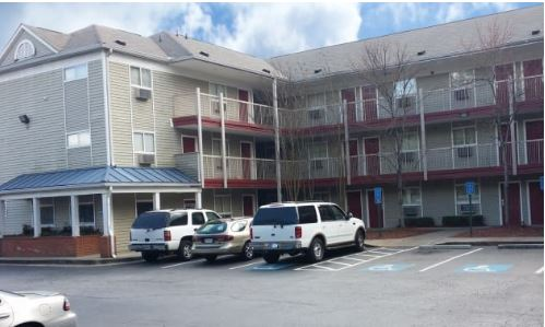 InTown Suites Extended Stay Atlanta GA - Jonesboro