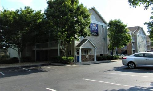 InTown Suites Extended Stay Atlanta GA - Roswell