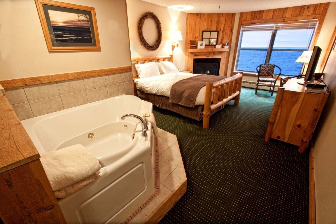 Lake Superior State Room