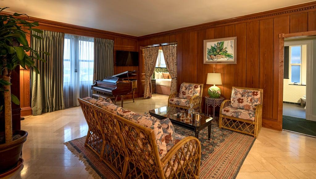 Melpomene Two Bedroom King Suite