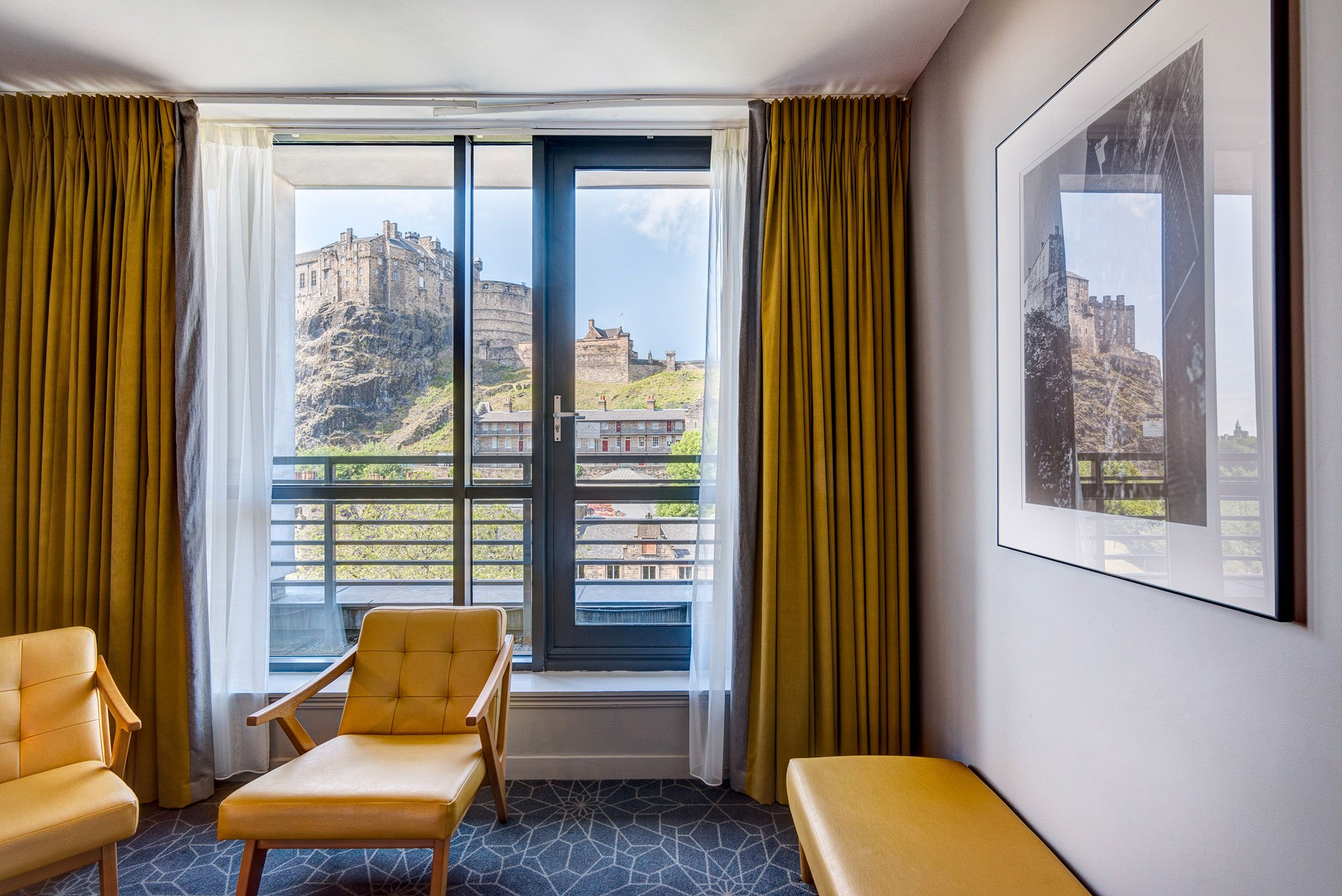 Castle View Deluxe Room