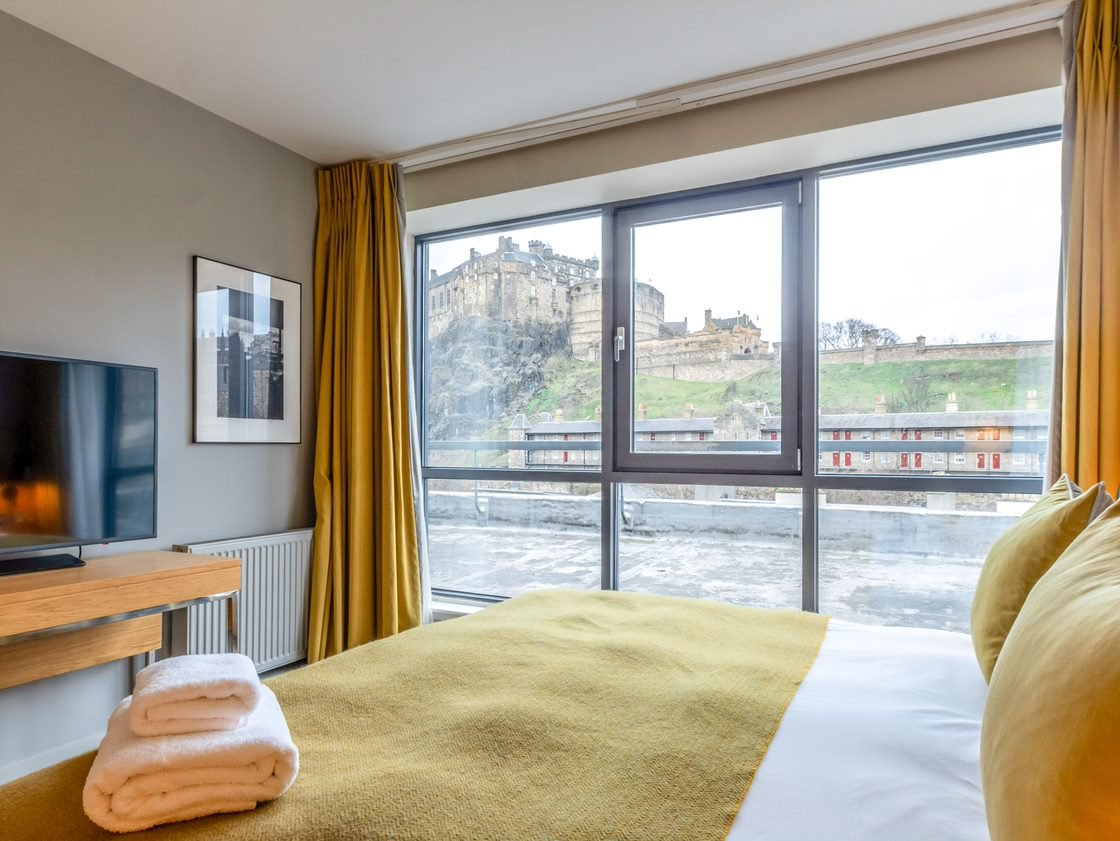 Castle View Superior Room