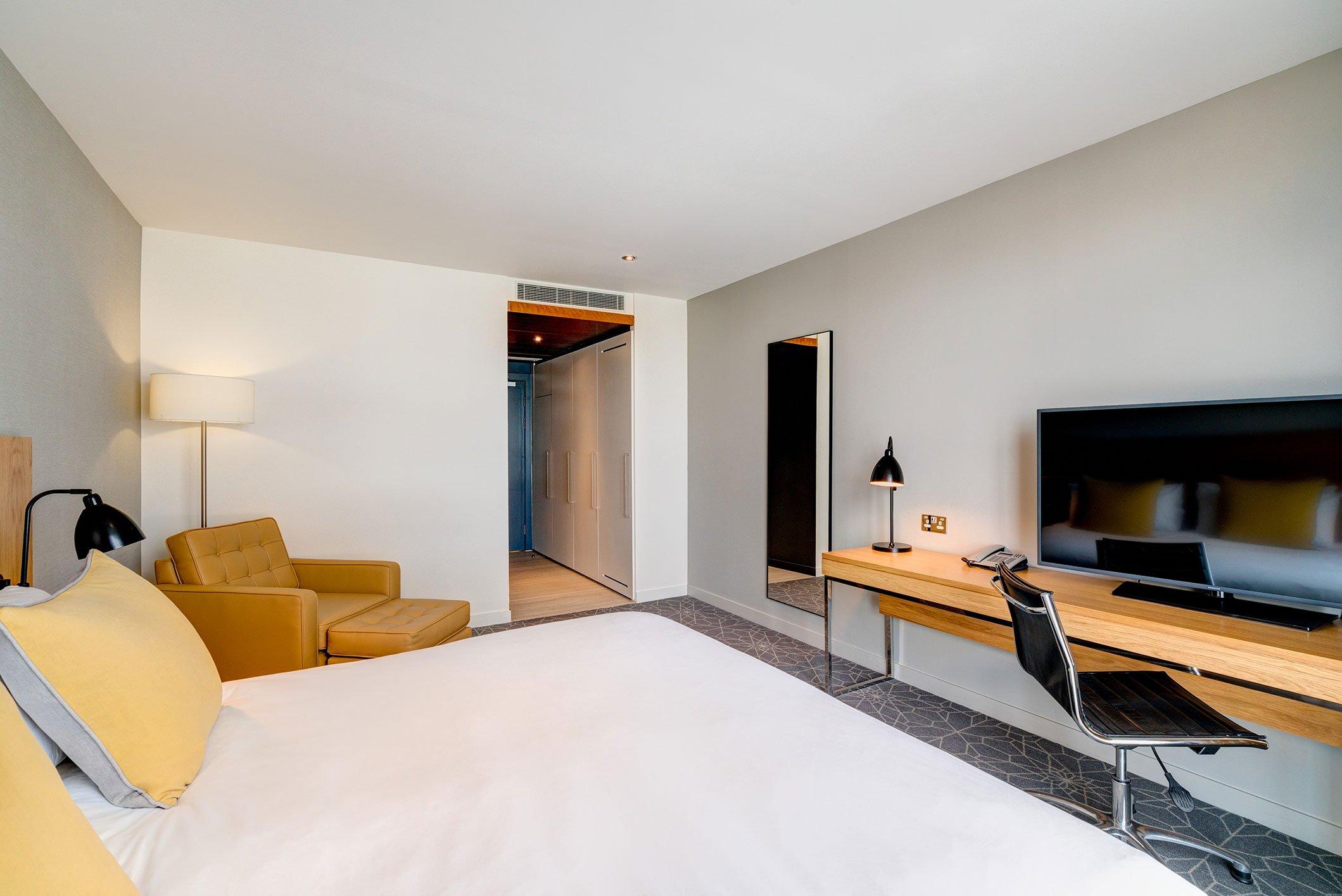 Quay View Twin Room