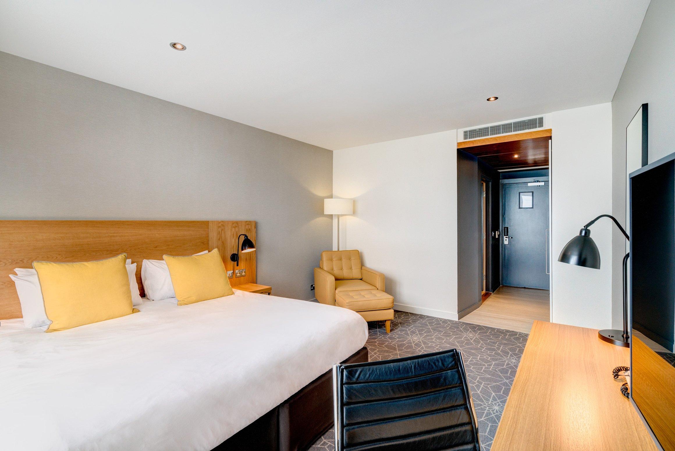Quay View Double Room