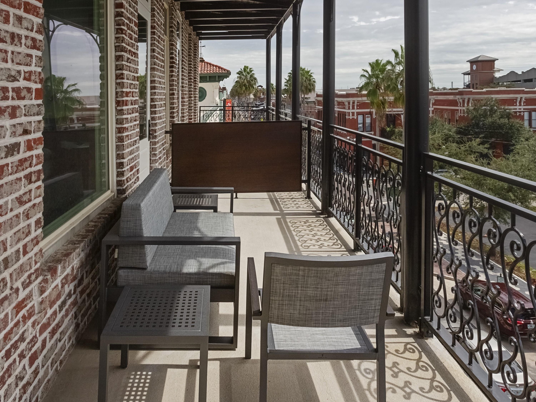 Junior Suite Balcony