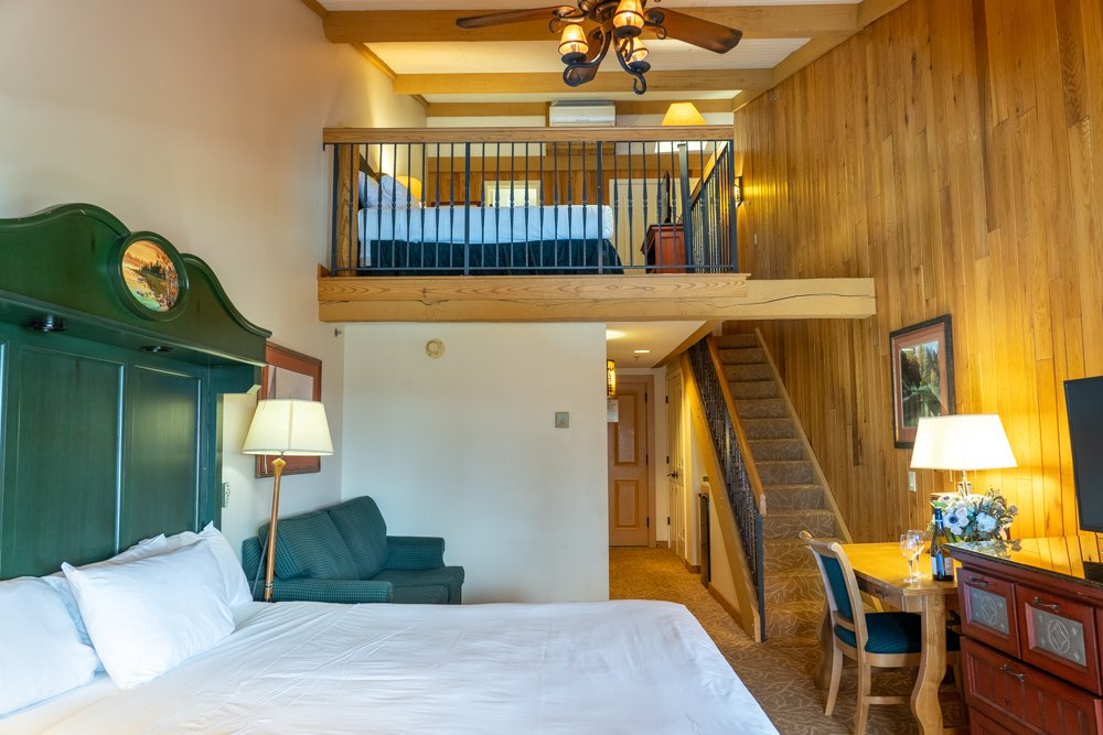 Lodges King Loft