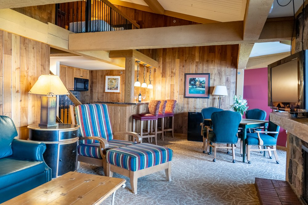 Lodges King Loft Suite 2 Bathroom