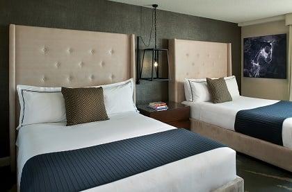Deluxe City View Room 2 Queen Beds