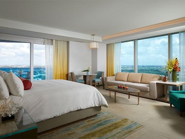 THE GUITAR HOTEL: Junior Suite, Balcony