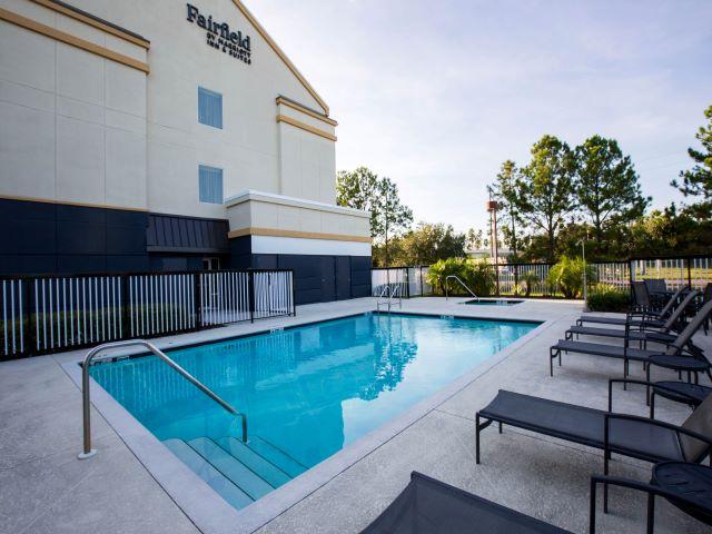 OFFSITE - Fairfield Inn & Suites