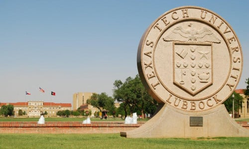 Texas Tech Visitor's Rate