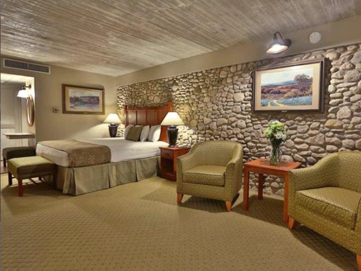 King Bed Cabana