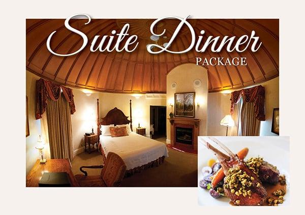 Suite Dinner Package