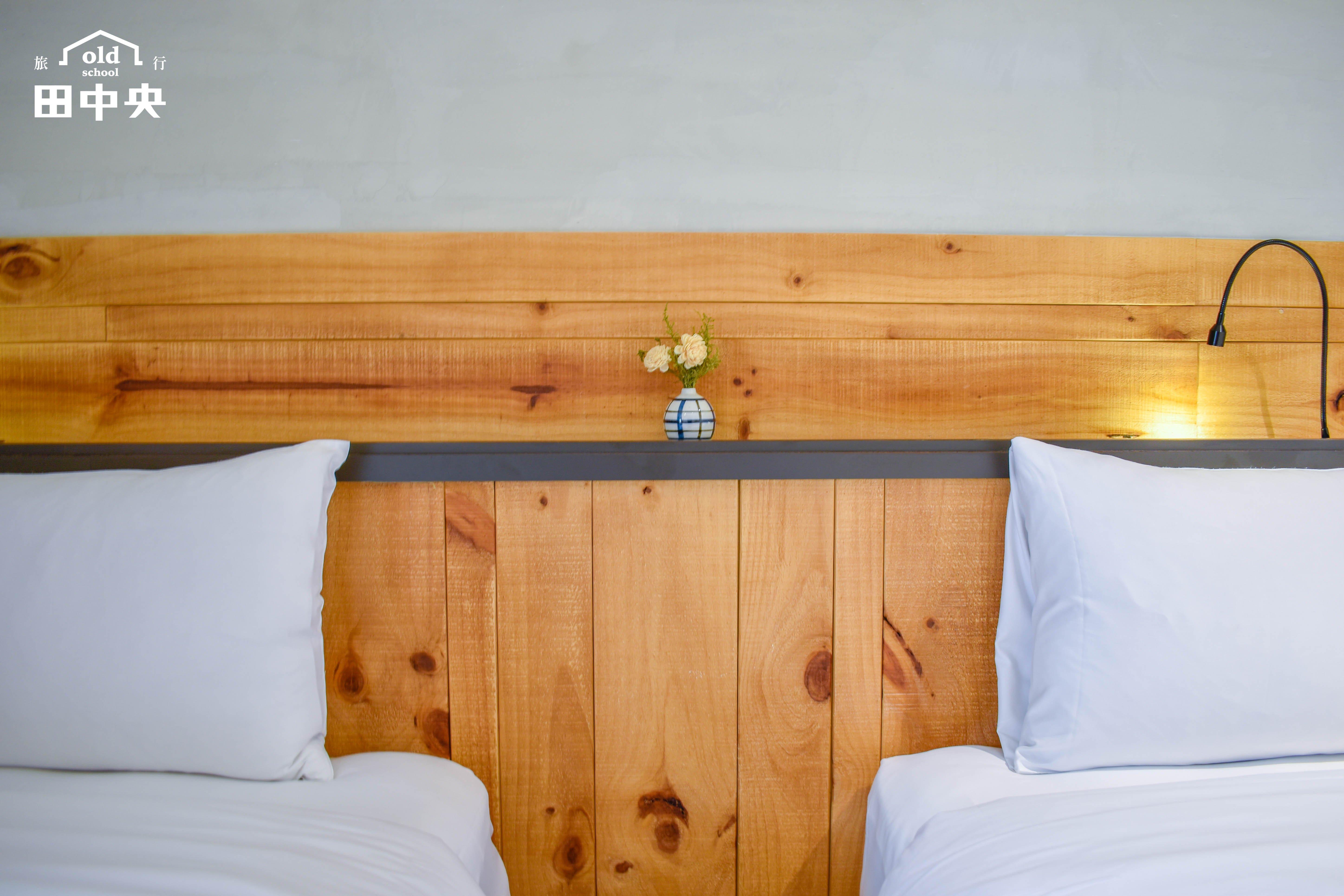 經濟雙床房-無車位