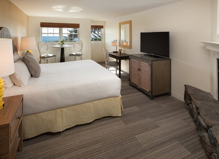 Partial View King Suite