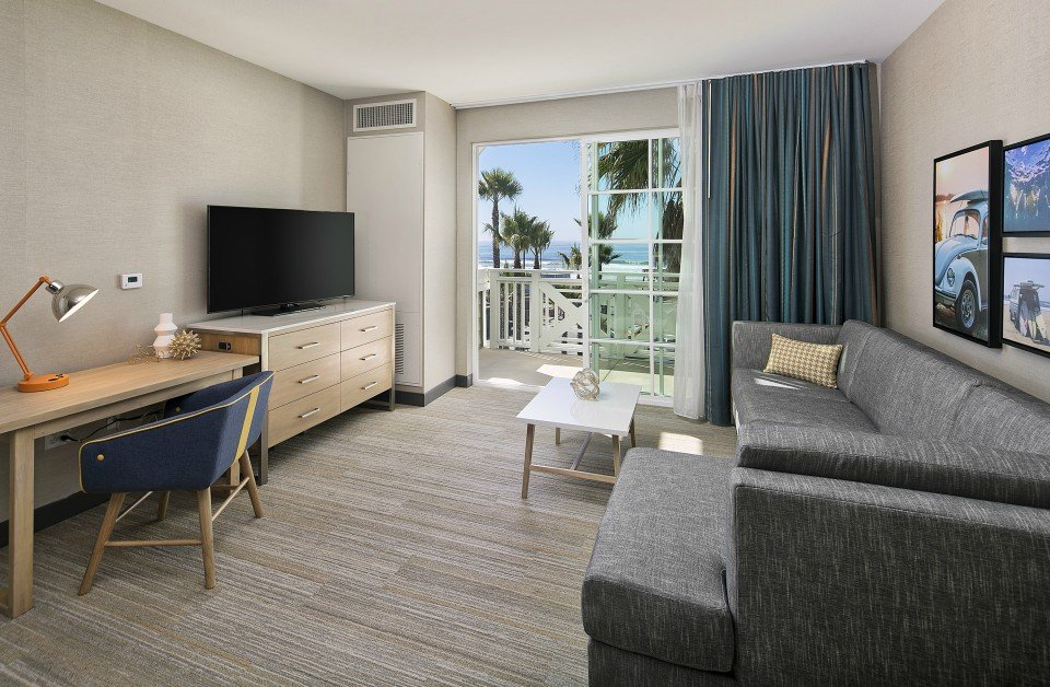 Ocean View King 1-Bedroom Suite
