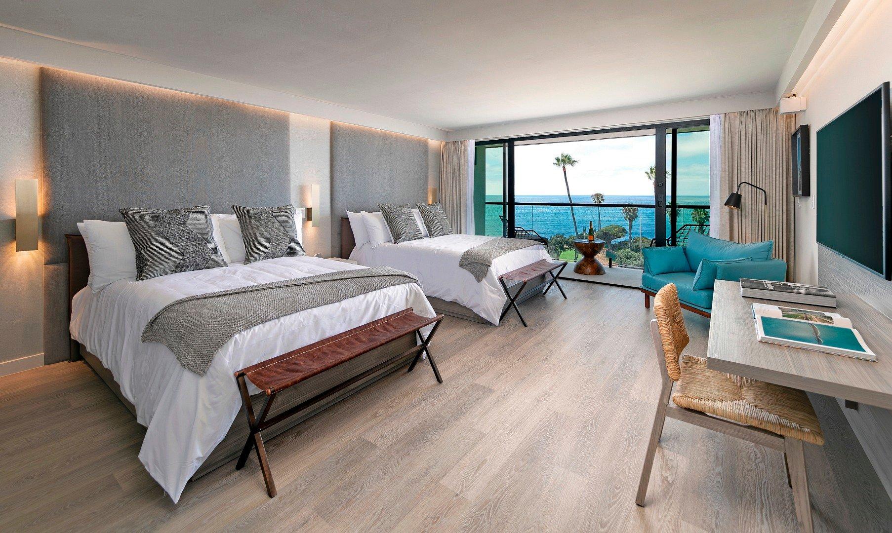 PINES OCEANFRONT 2-BEDROOM SUITE