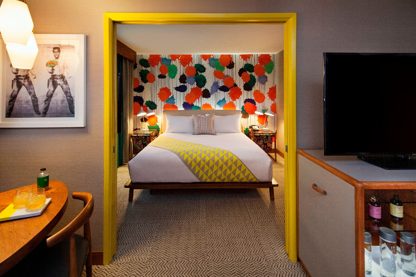 Boardwalk King Suite