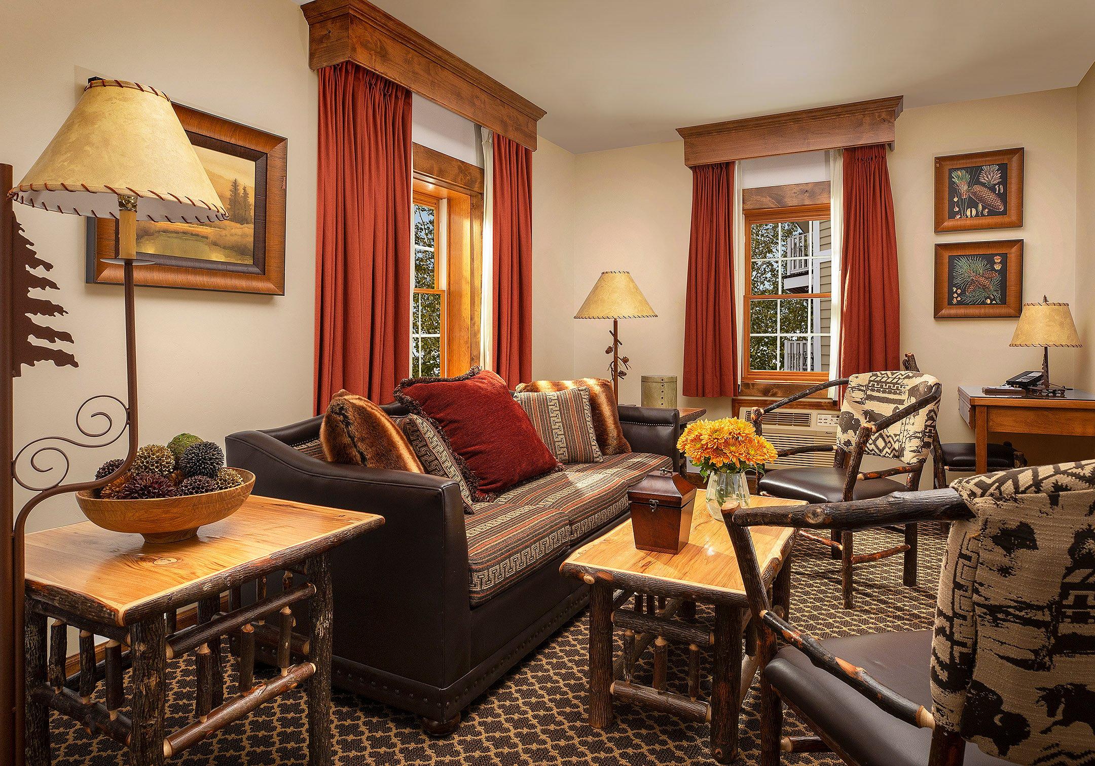 1 Bedroom Cottage Suite
