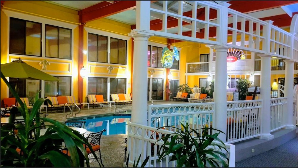Bel Aire Hotel Lake Erie