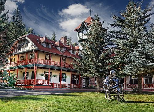 Historic Redstone Inn