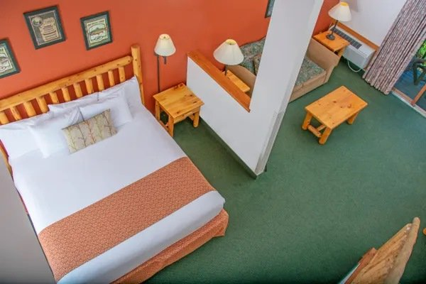 King Queen Loft Suite