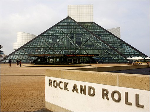 Rock and Roll Hall of Fame Package